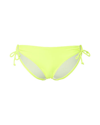 CHIEMSEE Bikinihose zum seitlichen Binden Bikini-Hosen gelb Damen Gr. 36
