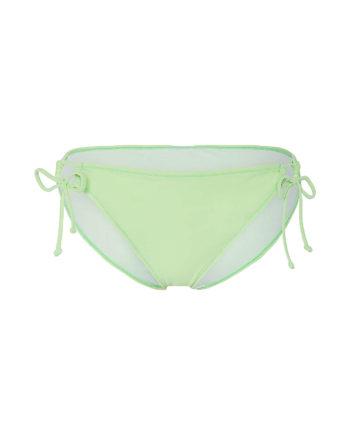 CHIEMSEE Bikinihose zum seitlichen Binden Bikini-Hosen grün Damen Gr. 34