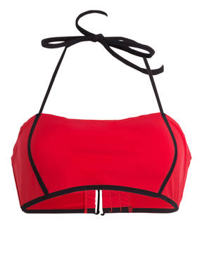 Calvin Klein Bandeau-Bikini-Top Core Neo Plus orange