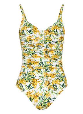 Maryan Mehlhorn Bügel-Badeanzug Mimosa gelb