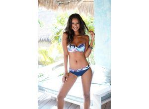 Sunseeker Bikini-Hose Tahiti blau Damen Bikini Hosen Bikinis Damenbademode Badehosen