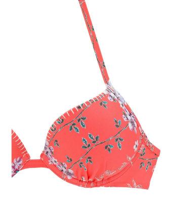 Sunseeker Push-Up-Bikini-Top