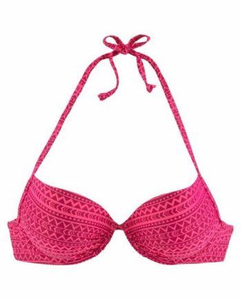 Venice Beach Push-Up-Bikini-Top