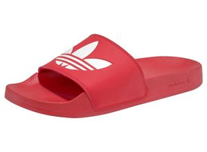 adidas Originals Badesandale Adilette Lite rot Strand- Badeschuhe Unisex
