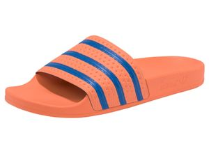 adidas Originals Badesandale Adilette orange Strand- Badeschuhe Unisex