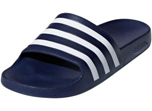 adidas Performance Badesandale ADILETTE AQUA blau Strand- Badeschuhe Unisex