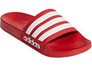 adidas Performance Badesandale ADILETTE SHOWER rot Strand- Badeschuhe Unisex