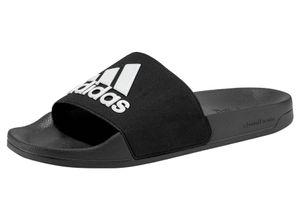 adidas Performance Badesandale Adilette Shower schwarz Strand- Badeschuhe Unisex