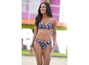 s.Oliver Beachwear Bikini-Hose Valencia blau Damen Bikini Hosen Bikinis Damenbademode Badehosen