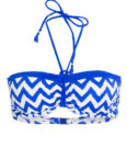 Freya Bandeau-Bikini-Top Making Waves blau